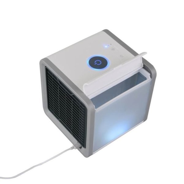Aircooler Iceland Incl Rgb Led Usb 2